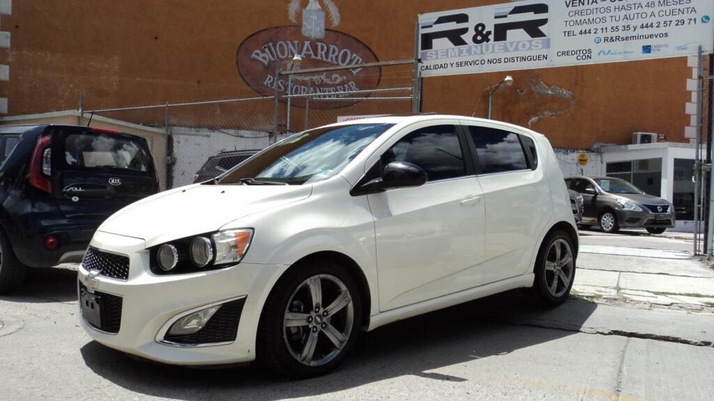 Chevrolet Sonic HB RS 2014