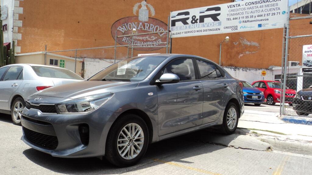 Kia Rio Sedan LX 2018