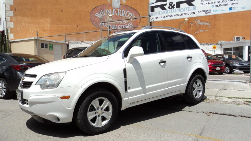Chevrolet Captiva LS 2009